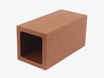塑木栏杆立柱50×50