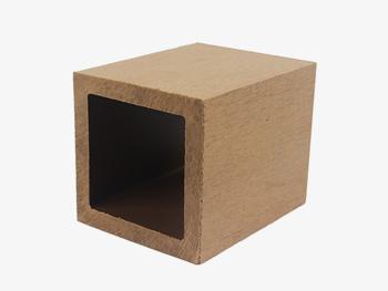 塑木栏杆立柱100×100