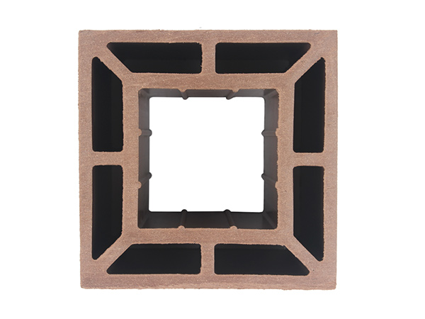 塑木花架立柱120×120A