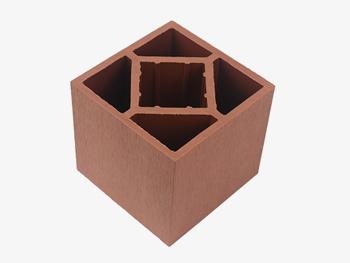 塑木花架立柱120×120B