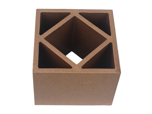 塑木花架立柱150×150
