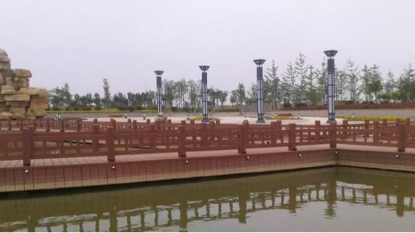 塑木栏杆的安装注意事项