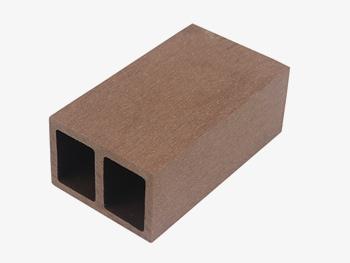 塑木栏杆方通60×40