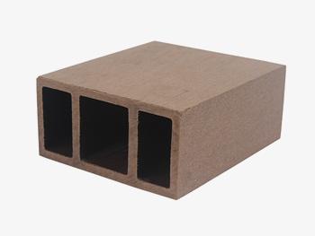塑木栏杆方通90×45A