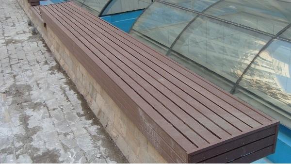 建筑行业良好的选择——塑木实心地板