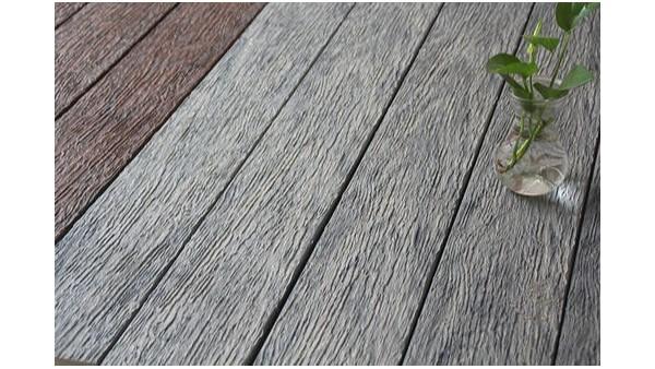 共挤塑木材料对于纯木具有更多优势