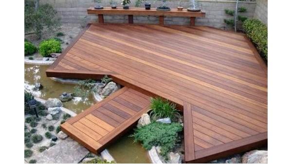户外塑木地板的特点