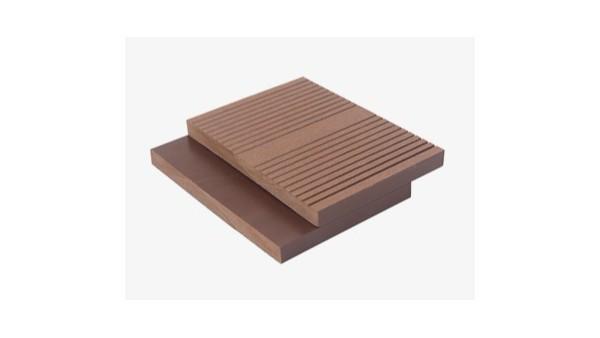 阳台装修选择木塑地板好吗