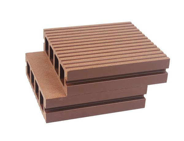 木塑地板的施工方法